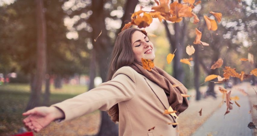 Canva - Woman In Brown Coat