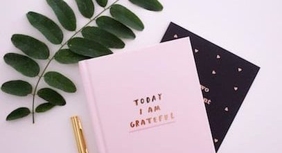 Today I am Grateful Diary